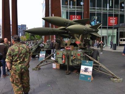Landmacht dagen 18 Septemberplein Eindhoven 2017 (4)