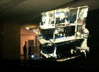 Stedelijk museum Breda - Projectie