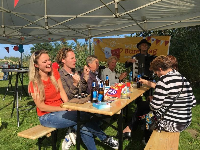'Afterparty' met redactie Wijkblad Prikkel