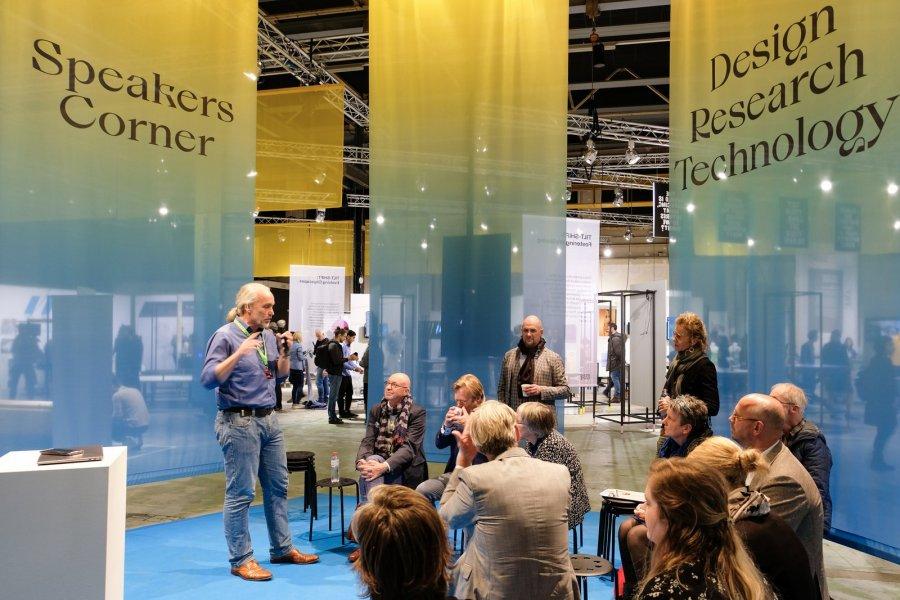 Uitleg over GIO Awards door Gerbrand Bas (Designlink).