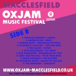 Oxjam Macclesfield Music Festival CD 2013 side B