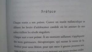 Preface by Tiki Black - La Sève par Glad Amog Lemra