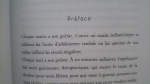 Foreword / Préface by Tiki Black - La Sève par Glad Amog Lemra