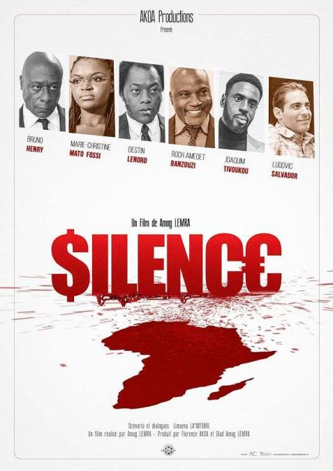 Silence No More in the soundtrack of short film Silence ($ILENC€)