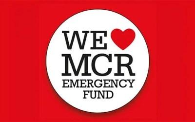 We love Manchester: Emergency Fund