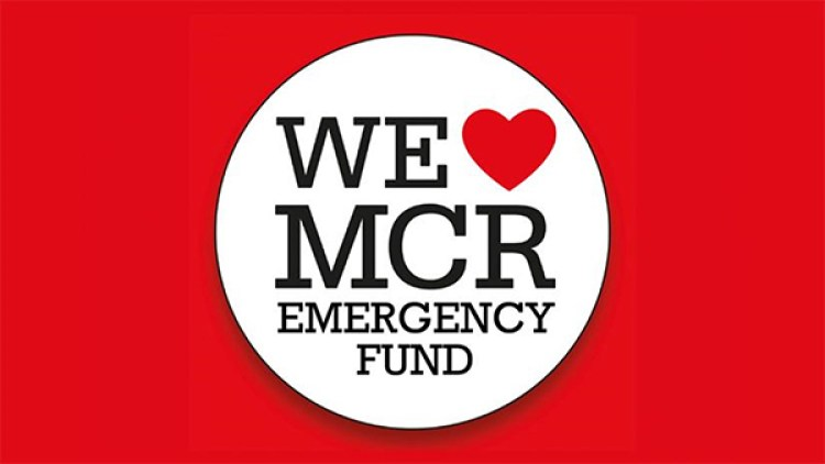 We love Manchester - We ♥ MCR Emergency Fund