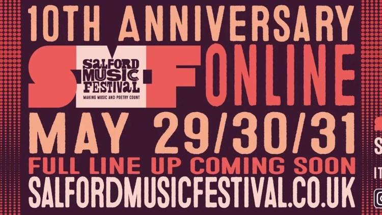 Salford Music Festival 2020 Online
