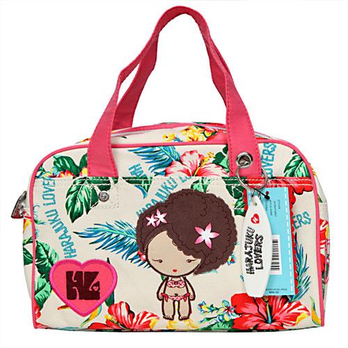 Harajuku Lovers Hawaiian Girl Baby Cuddle bag