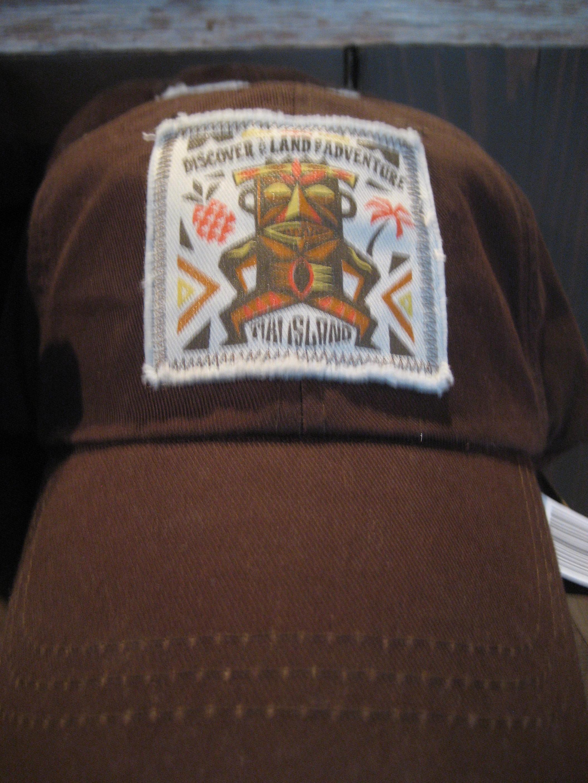 Enchanted Tiki Room baseball cap