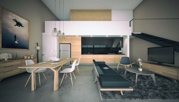 Apartment Design Inspiration