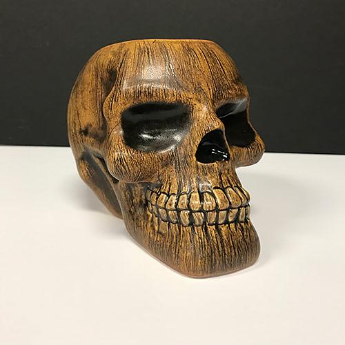 TikiRob Skull Mug