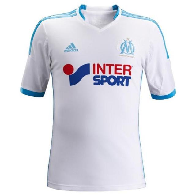 tricouri Olympique Marseille 2013-2014