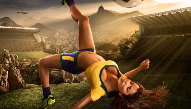 Calendar World cup 2014 Brazilia