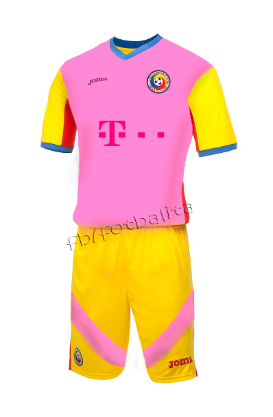 tricouri nationala romania 2015 joma