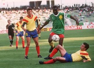 Camerun 2-1 Romania
