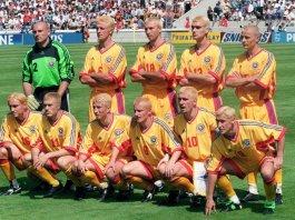 Romania Croatia 1998