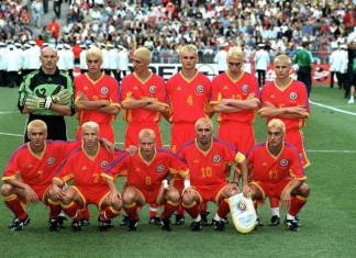 Romania Tunisia 1998