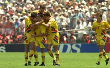 Romania Argentina SUA 94