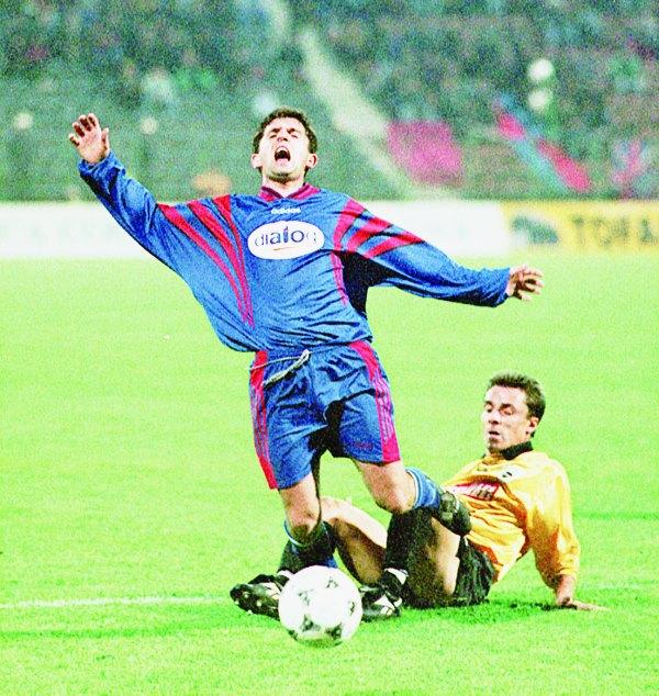 Steaua - Bastia 1-0