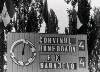 Corvinul 4-4 Sarajevo