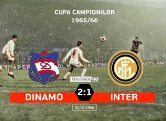 Dinamo Inter 1965