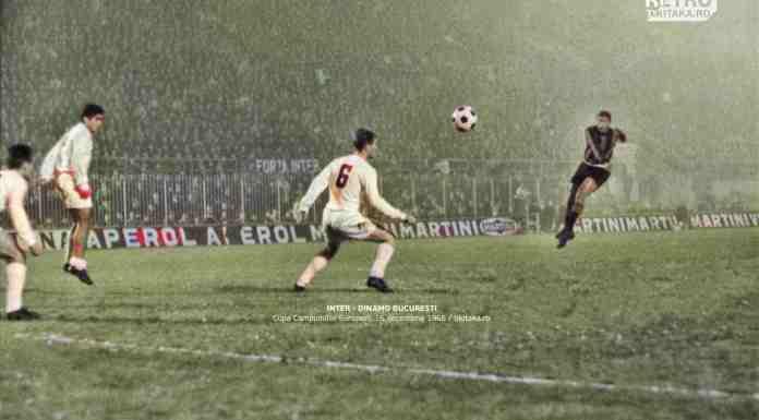 Inter Dinamo 1965