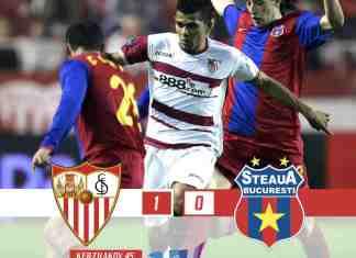 Sevilla Steaua 2007