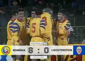 Romania Liechtenstein 1997