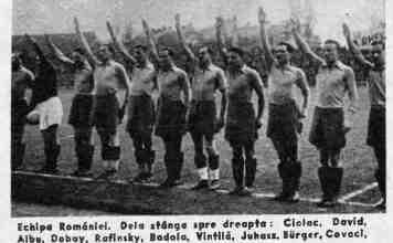 Romania Cehoslovacia 1937