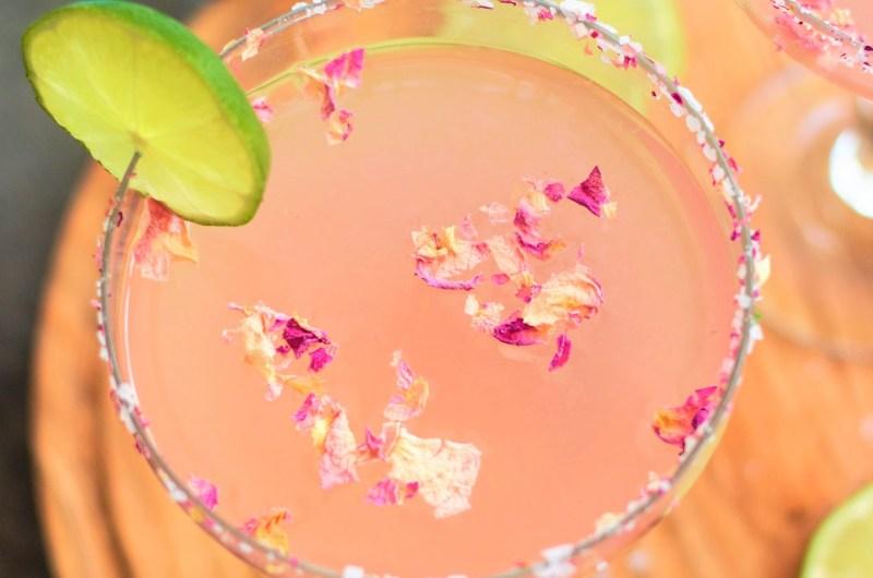 Ginger Rose Margarita