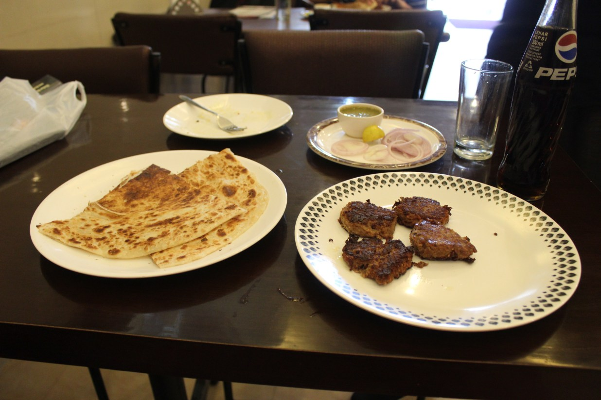 Kabab of the Nawab