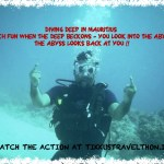 Scuba Diving with Hanuman!