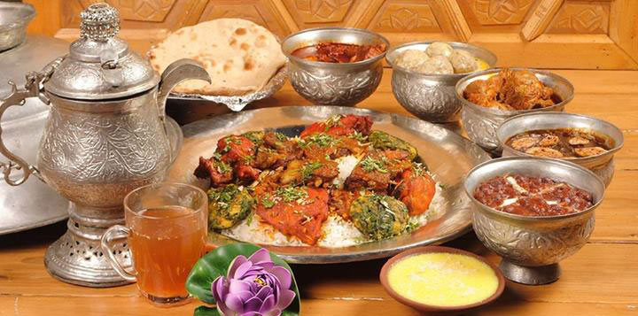Culture and Identity of Kashmiri Cuisine