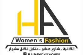 H.A FASHION'S WOMEN     اللاذقية