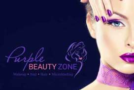 Beauty Zone purple   دمشق