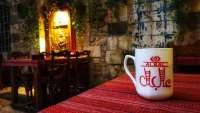 مقهى عالبال   دمشق