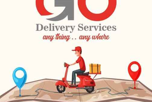 GO delivery aleppo   حلب