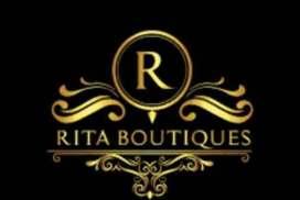 ريتا بوتيك للألبسة الأوربية وتصافي الماركات   طرطوس