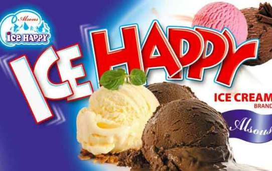 ICE HAPPY لصناعة الأيس كريم والكيك  دمشق