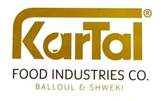 Kartal FOOD Industries CO. للمنتجات الغذائية  دمشق