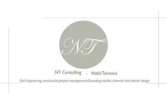 NT consulting  المهندس نبيل طنوس للإستشارات الهندسية-  دمشق