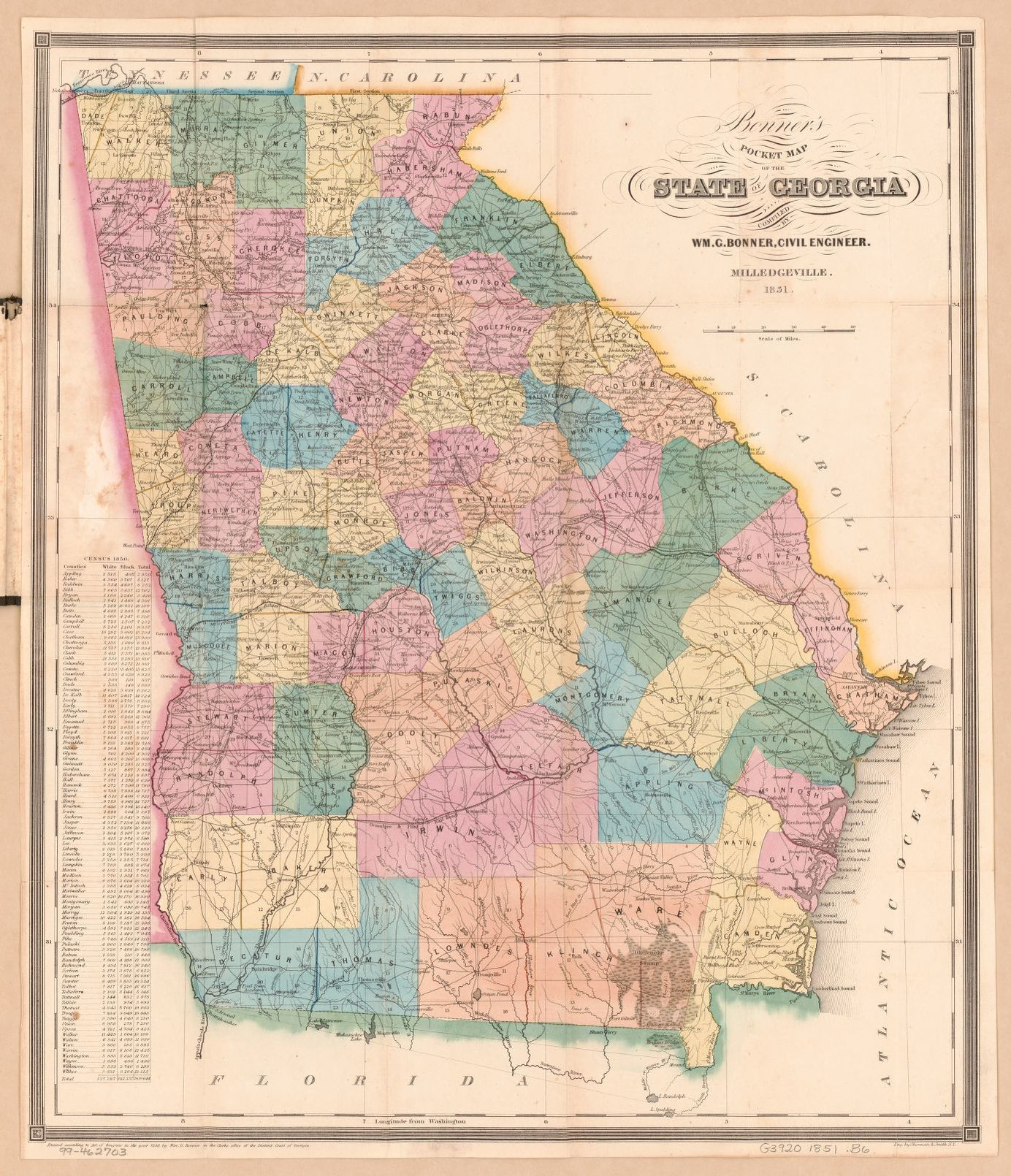 Map Available Online To Georgia