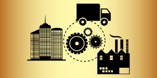 Chain transaction logo