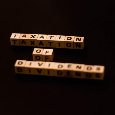 Osztalék adózása