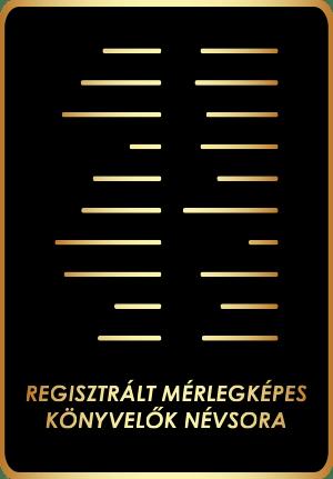 NGM által regisztrált mérlegképes könyvelők névsora