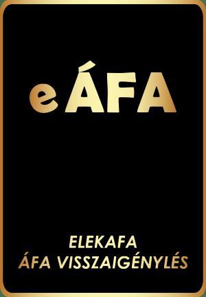 ELEKAFA áfa visszaigénylés