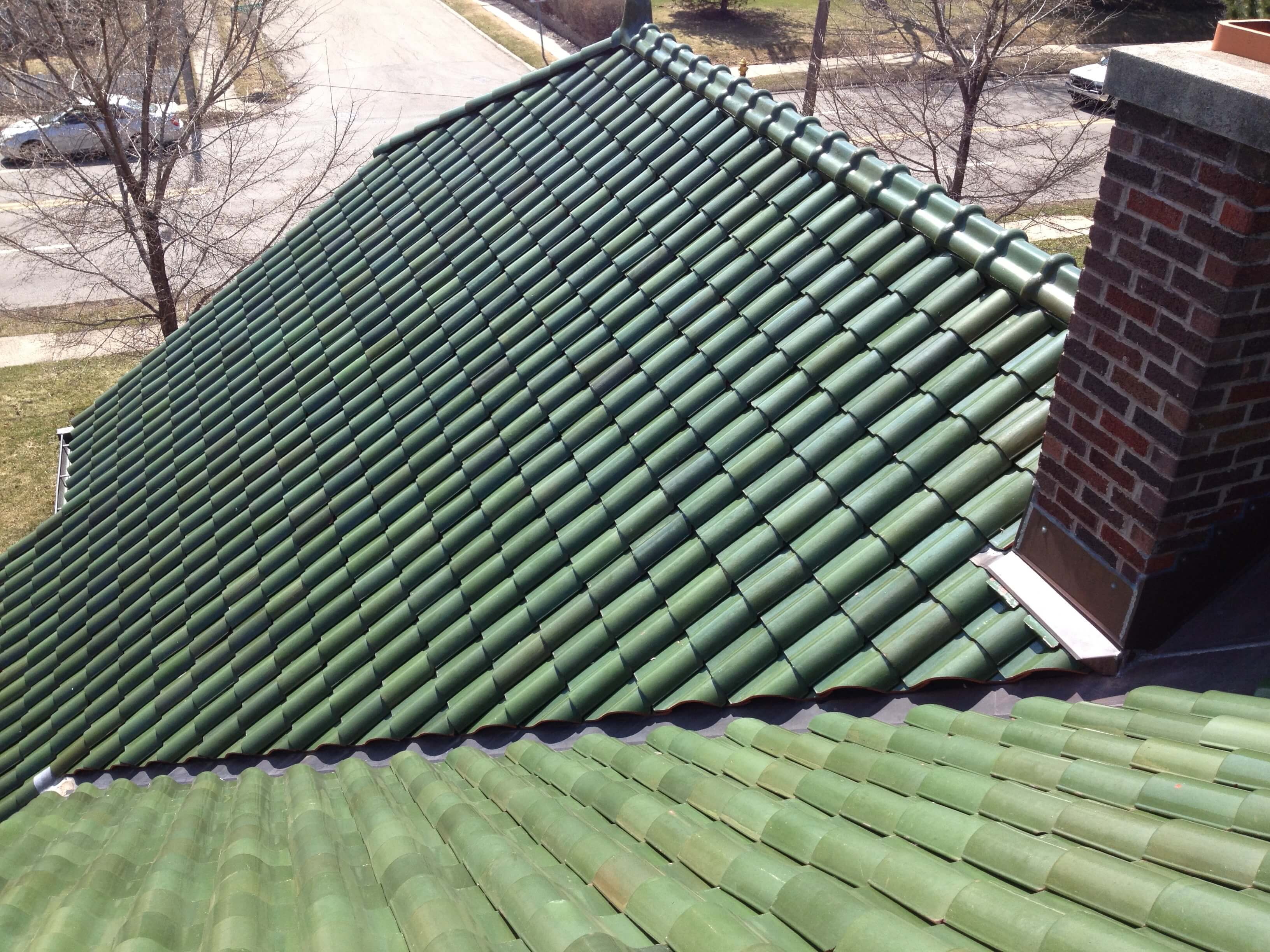tile roofing specialists in chicago