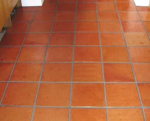 Terracotta Kitchen Floor Cleaning Epsom Surrey Tile Stone Medic