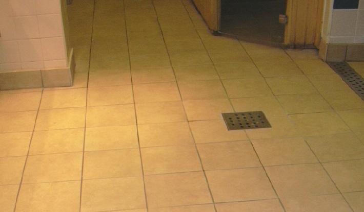 Superbe Bathroom Tile Floor Cleaning