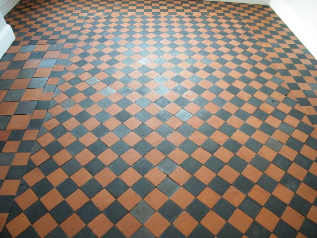 Quarry tile floor cleaning and sealing alderley edge cheshire quarry tile floor dailygadgetfo Choice Image